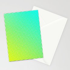 80's grade sky Stationery Cards