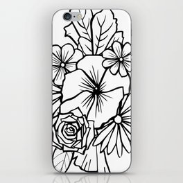 Rose Bouquet iPhone Skin