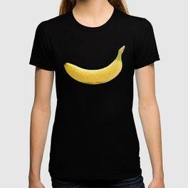 Low poly banana T-shirt