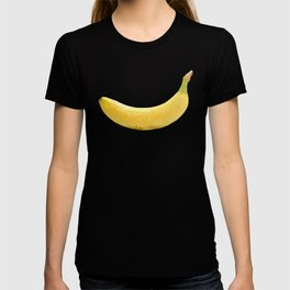 Low poly banana T-shirt