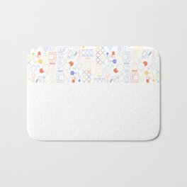 First Aid Kit Bath Mat