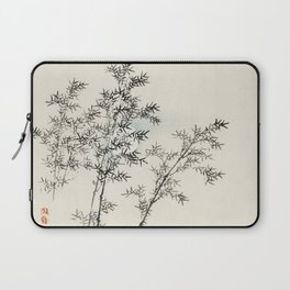 Bamboo by Kōno Bairei Laptop Sleeve