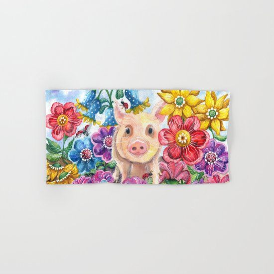 Penelope Hand & Bath Towel