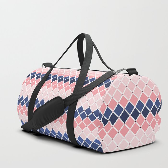 AFE Diamond Tiles Duffle Bag
