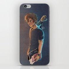 Artsy Harry iPhone & iPod Skin