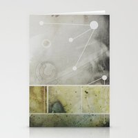 returns Stationery Cards featuring Saturn Returns by Jesse Rather