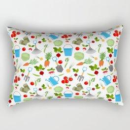 gardener Rectangular Pillow
