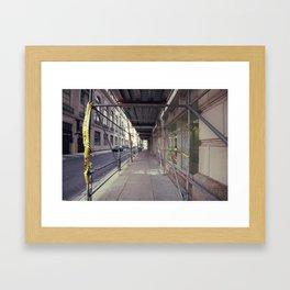 035//365 [v2] Framed Art Print