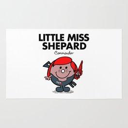 Little Miss Shepard Rug