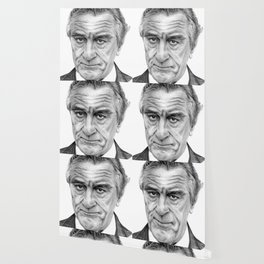 Robert De Niro portrait Wallpaper