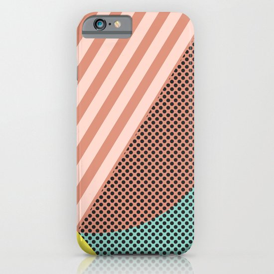 Minimal Complexity v.2 iPhone & iPod Case