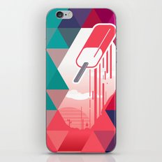 Watermelon Popsicle iPhone & iPod Skin