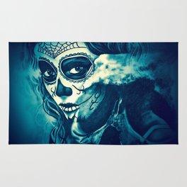 Skull1 Rug