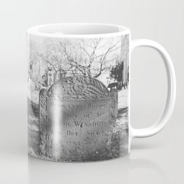 Old Burial Ground Coffee Mug