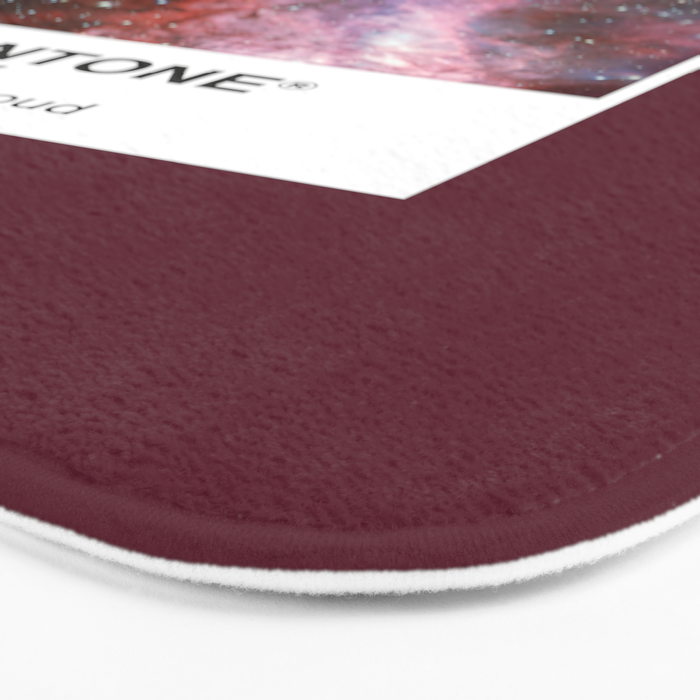 PANTONE SERIES – COSMIC CLOUD Bath Mat
