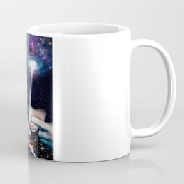 Spaced 'TexT' Coffee Mug