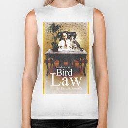 Bird Law Biker Tank