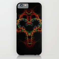 Fractal Heart iPhone 6s Slim Case