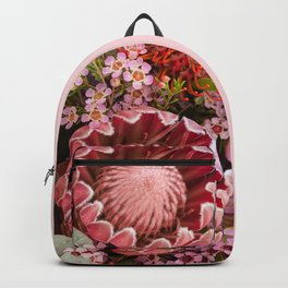 Macro Protea Backpack
