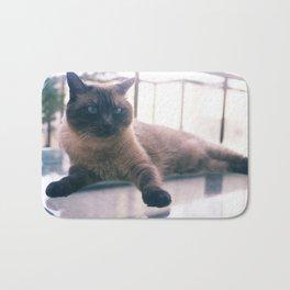 Bibi_Cat Bath Mat