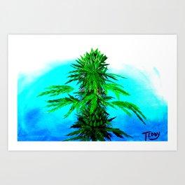 Healing Mother Art Print