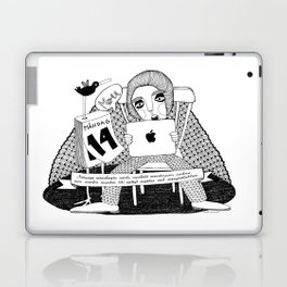 Swedish Alliteration Laptop & iPad Skin