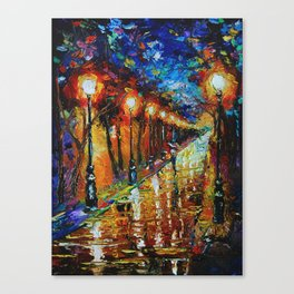Sweet Solitude Canvas Print