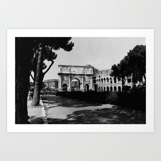 Rome, Italy #1 Art Print