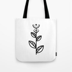 MINIMAL FLOWER Tote Bag