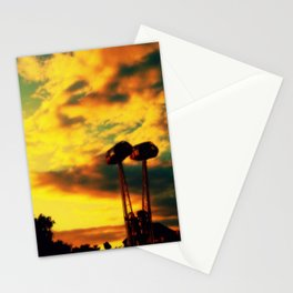 WATCH THE SUN COME UP - BY ANDY BURGESS Stationery Cards