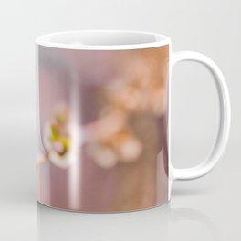 Buds on a Tree with Bokeh Coffee Mug