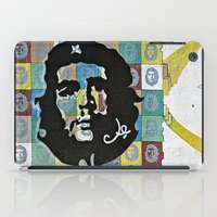 che iPad Cases featuring Everywhere a Che, Che by Ethna Gillespie