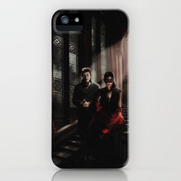 Outlaw Queen - Masquerade iPhone Case