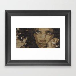 Noemi Framed Art Print