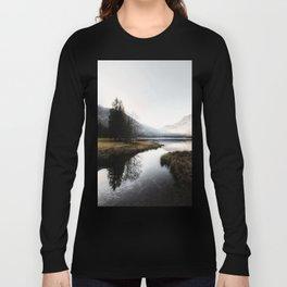 Mountain river 2 Long Sleeve T-shirt