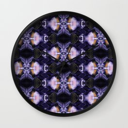 Flow I Abstract Wall Clock