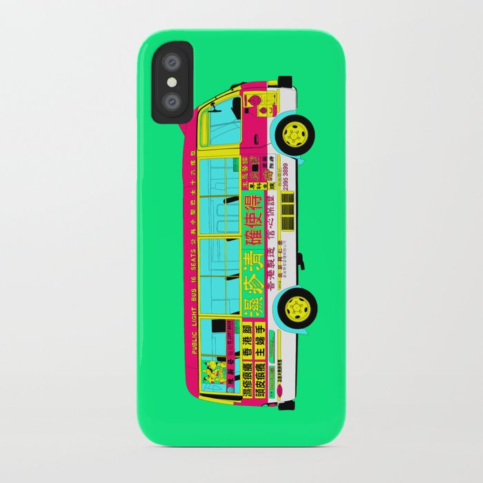 BUS (Colorway A) iPhone Case
