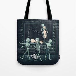 No more Braaaaains!  Tote Bag