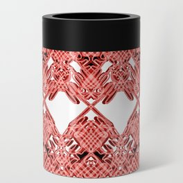 Red Lace Royshay  Can Cooler