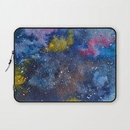 Billions and Billions of Moons and Stars - Painting Laptop Sleeve