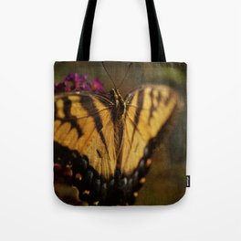 Flutter for a Day Tote Bag