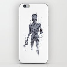 Trying To Cut Down. iPhone & iPod Skin