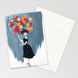 Funny Face Stationery Cards