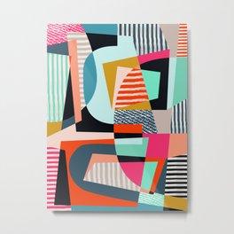 ColorShot Metal Print