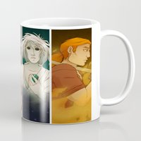 sandman Mugs featuring Sandman Quartet by FindChaos