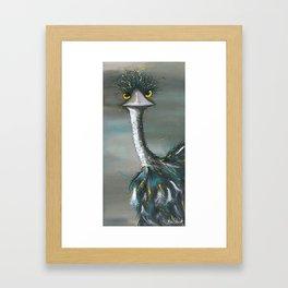 The Duchess Framed Art Print