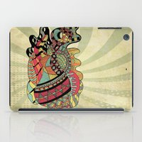 carousel iPad Cases featuring Carousel by Tuky Waingan