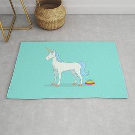 Unicorn Poop Rug