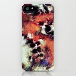 Extended journey iPhone Case