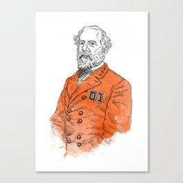 The Original General Lee Canvas Print